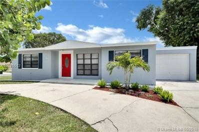 1801 Major Dr, Lake Worth, FL 33461 - MLS#: A10526512