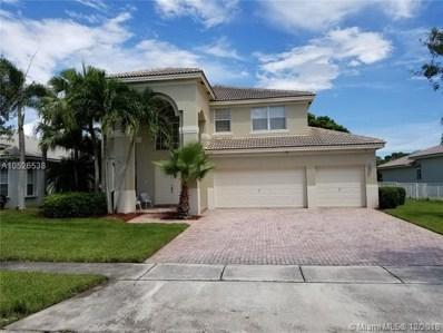 1003 NW 167th Ave, Pembroke Pines, FL 33028 - MLS#: A10526538
