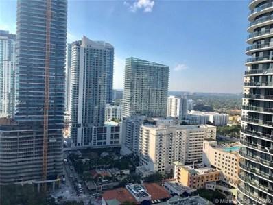 801 S Miami Ave UNIT 2502, Miami, FL 33131 - #: A10526702
