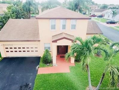 9484 NW 52nd Mnr, Sunrise, FL 33351 - MLS#: A10526725