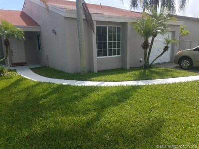 16731 SW 5th Ct, Weston, FL 33326 - MLS#: A10526760