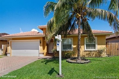 14815 SW 28th Ln, Miami, FL 33185 - MLS#: A10526835