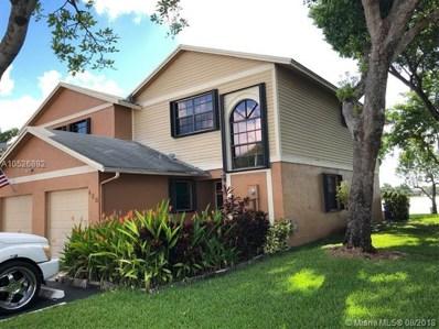 400 NW 103rd Terrace, Pembroke Pines, FL 33026 - MLS#: A10526892