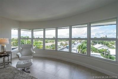 5100 Bayview Dr UNIT 505, Fort Lauderdale, FL 33308 - MLS#: A10526917