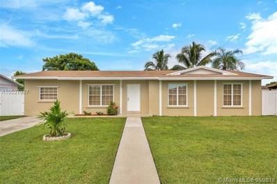 10911 SW 156th St, Miami, FL 33157 - MLS#: A10527027