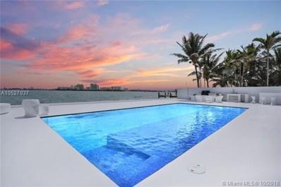 8835 N Bayshore Dr, Miami, FL 33138 - MLS#: A10527037