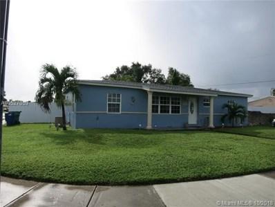 16000 NW 28th Ct, Miami Gardens, FL 33054 - MLS#: A10527053