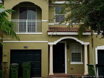 1424 SE 25th Ave, Homestead, FL 33035 - MLS#: A10527099