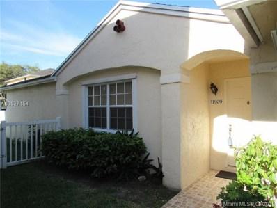 11909 NW 12th St, Pembroke Pines, FL 33026 - MLS#: A10527154