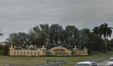 12480 SW 42nd St UNIT 12480, Miramar, FL 33027 - MLS#: A10527205