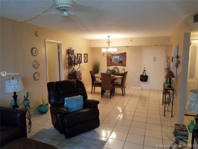 900 Saint Charles Pl UNIT 714, Pembroke Pines, FL 33026 - MLS#: A10527208