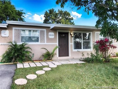 2680 NW 64th Ave, Margate, FL 33063 - MLS#: A10527393