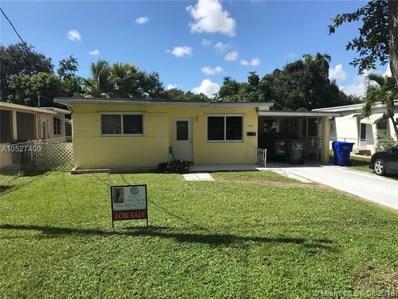 5616 Buchanan St, Hollywood, FL 33021 - MLS#: A10527400