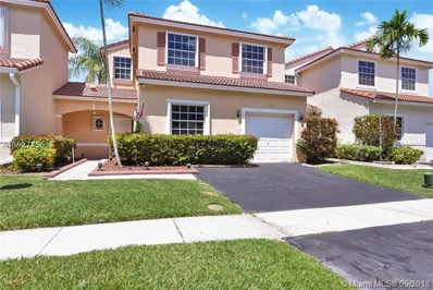 17301 NW 6th St UNIT 17301, Pembroke Pines, FL 33029 - MLS#: A10527456