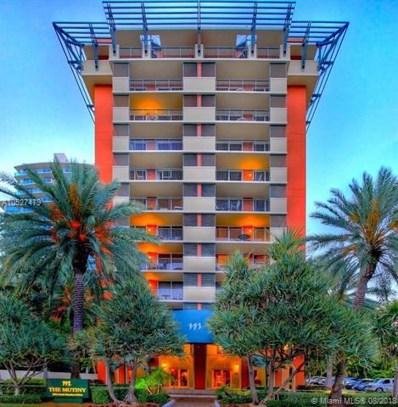 2951 S Bayshore Dr UNIT 505, Miami, FL 33133 - MLS#: A10527479