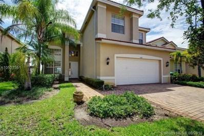 4487 SW 183 Av, Miramar, FL 33029 - MLS#: A10527551