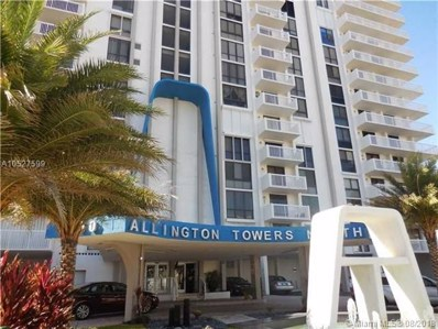 1500 S Ocean Dr UNIT 3D, Hollywood, FL 33019 - MLS#: A10527599