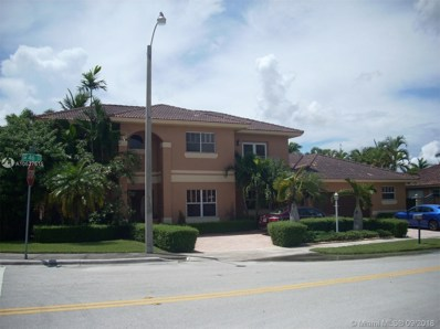 15712 SW 46th St, Miami, FL 33185 - MLS#: A10527615
