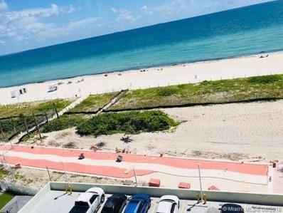 5825 Collins Ave UNIT 7E, Miami Beach, FL 33140 - MLS#: A10527847