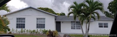 26550 SW 124th Ave, Homestead, FL 33032 - MLS#: A10527889