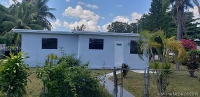 3090 NW 91st St, Miami, FL 33147 - MLS#: A10528016