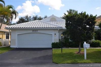 15120 Durham Ln, Davie, FL 33331 - MLS#: A10528175