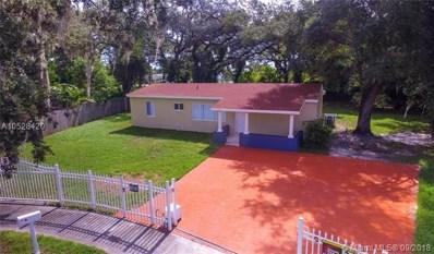 16401 NW 27th Ct, Miami Gardens, FL 33054 - MLS#: A10528420