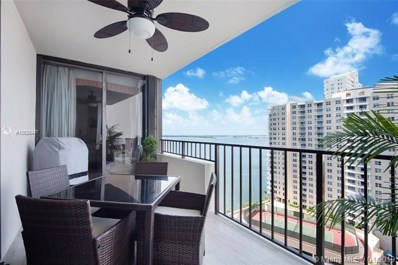 520 Brickell Key Dr UNIT A1703, Miami, FL 33131 - #: A10528447