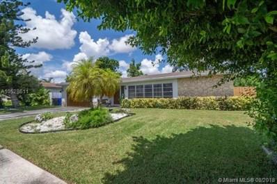 6813 Merion Ct, North Lauderdale, FL 33068 - MLS#: A10528611