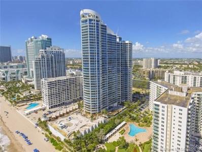3101 S Ocean Dr UNIT 502, Hollywood, FL 33019 - MLS#: A10528751