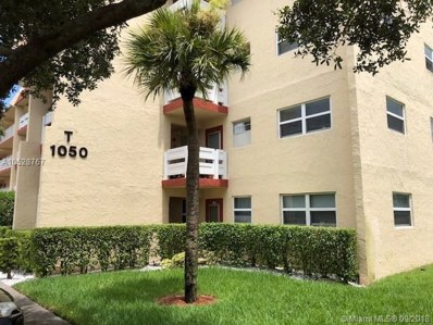 1050 Country Club Dr. UNIT 302, Margate, FL 33063 - #: A10528767