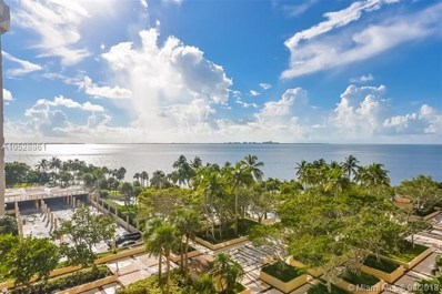 1 Grove Isle Dr UNIT A707, Miami, FL 33133 - #: A10528861