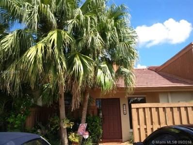 1381 SW 135th Pl, Miami, FL 33184 - MLS#: A10528881