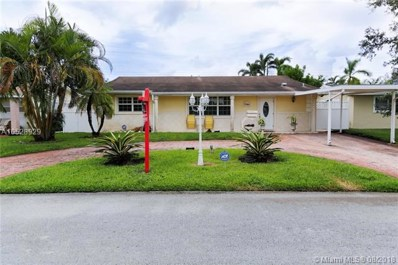 7700 NW 15th Ct, Pembroke Pines, FL 33024 - MLS#: A10528929