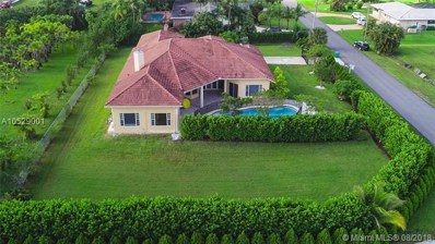 1640 NW 114th Ave, Plantation, FL 33323 - MLS#: A10529001