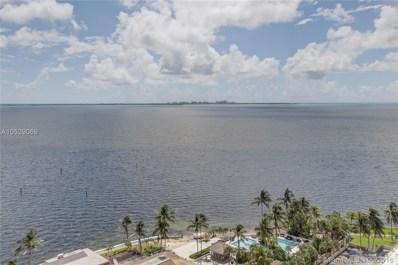 3 Grove Isle Dr UNIT C1809, Miami, FL 33133 - MLS#: A10529069