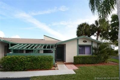 460 Lakeview Dr UNIT 4, Weston, FL 33326 - #: A10529207