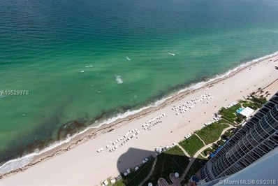18201 Collins UNIT 4509, Sunny Isles Beach, FL 33160 - MLS#: A10529378