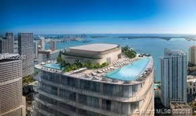 801 S Miami UNIT 4201, Miami, FL 33131 - MLS#: A10529560