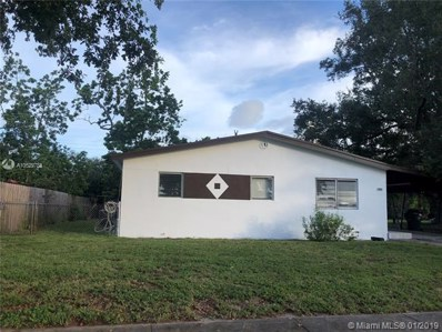 4640 SW 35th St, West Park, FL 33023 - MLS#: A10529783