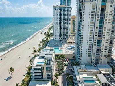2101 S Ocean Dr UNIT 701, Hollywood, FL 33019 - MLS#: A10529983