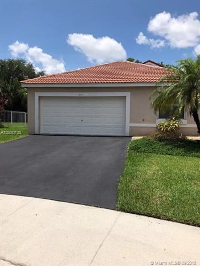 675 Lone Pine Ln, Weston, FL 33327 - MLS#: A10530138