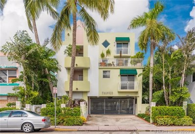 1614 Euclid Ave UNIT 21, Miami Beach, FL 33139 - MLS#: A10530151