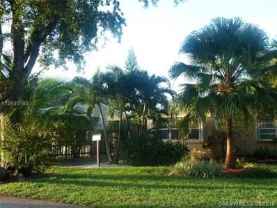 1619 Rodman St, Hollywood, FL 33020 - MLS#: A10530189
