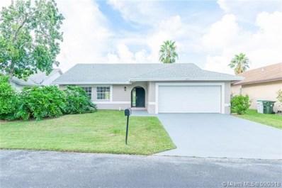 3801 NW 58th St, Coconut Creek, FL 33073 - MLS#: A10530235