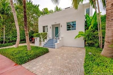 312 Jefferson Ave UNIT 5, Miami Beach, FL 33139 - #: A10530253