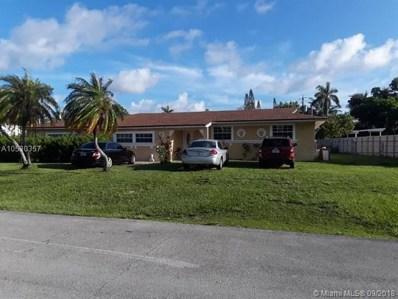 11125 SW 174th Ter, Miami, FL 33157 - MLS#: A10530357