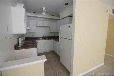 6361 N Falls Circle Dr UNIT 109, Lauderhill, FL 33319 - MLS#: A10530541