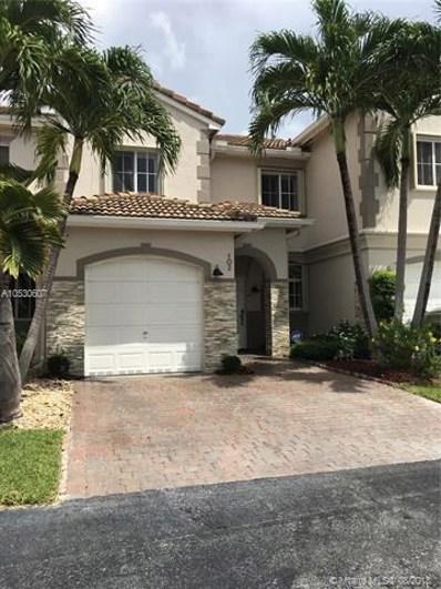 8421 SW 124th Ave UNIT 102, Miami, FL 33183 - MLS#: A10530607