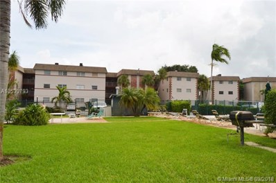 8121 SW 24th Ct UNIT 102, Davie, FL 33324 - #: A10530793